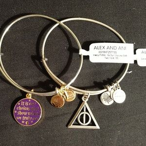 ALEX AND ANI HARRY POTTER SET! HALLOWS & CHOICES❣️